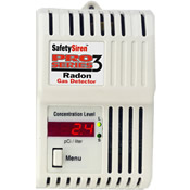 Family Safety Electronic Radon Detector